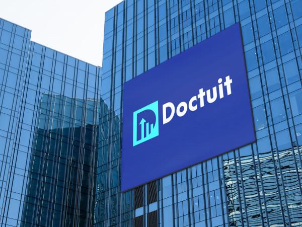 Sample branding #3 for Doctuit