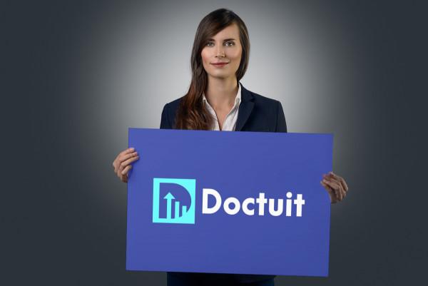 Sample branding #2 for Doctuit