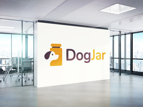 Sample branding #1 for Dogjar