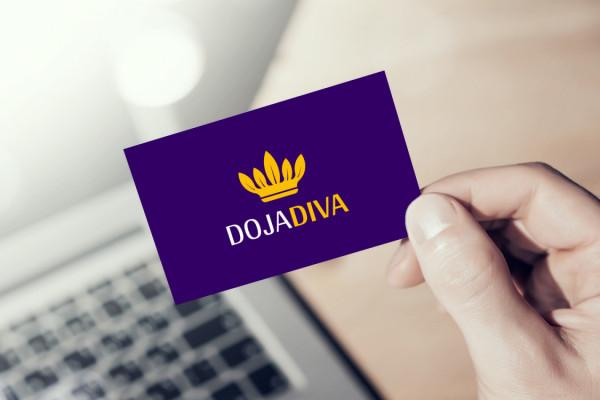 Sample branding #2 for Dojadiva