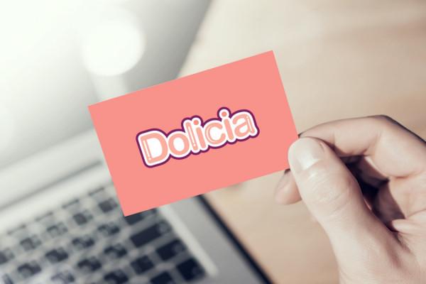 Sample branding #2 for Dolicia