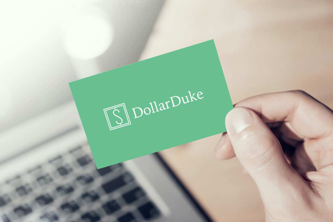 Sample branding #3 for Dollarduke