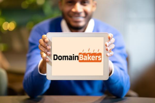 Sample branding #2 for Domainbakers