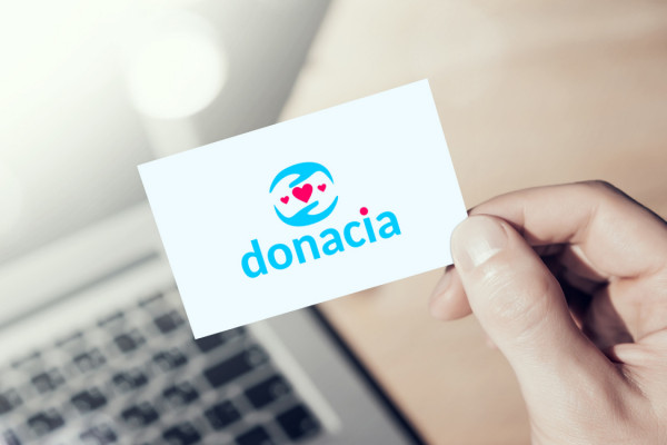 Sample branding #1 for Donacia