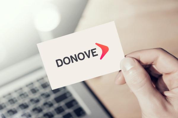 Sample branding #1 for Donove