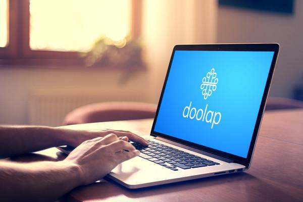 Sample branding #2 for Doolap