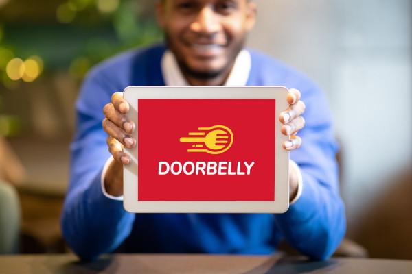Sample branding #2 for Doorbelly