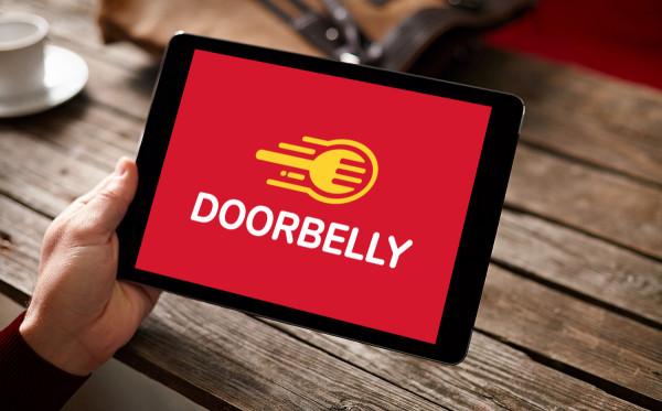 Sample branding #1 for Doorbelly