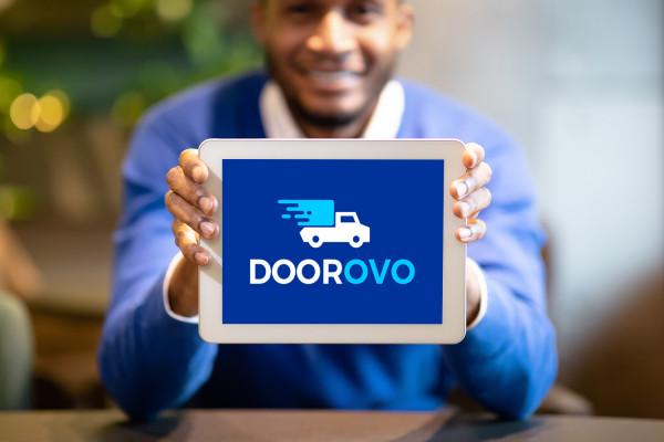 Sample branding #2 for Doorovo
