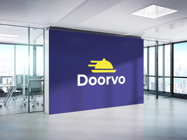 Sample branding #2 for Doorvo