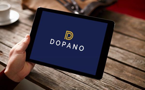 Sample branding #1 for Dopano