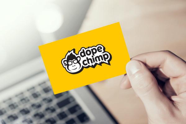 Sample branding #2 for Dopechimp