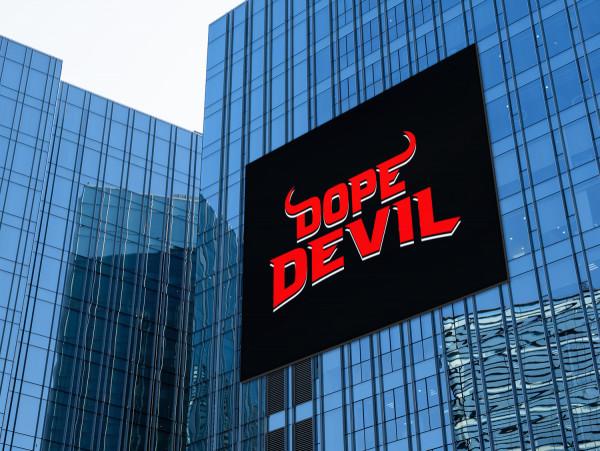 Sample branding #3 for Dopedevil