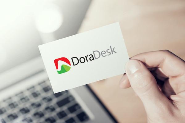 Sample branding #2 for Doradesk
