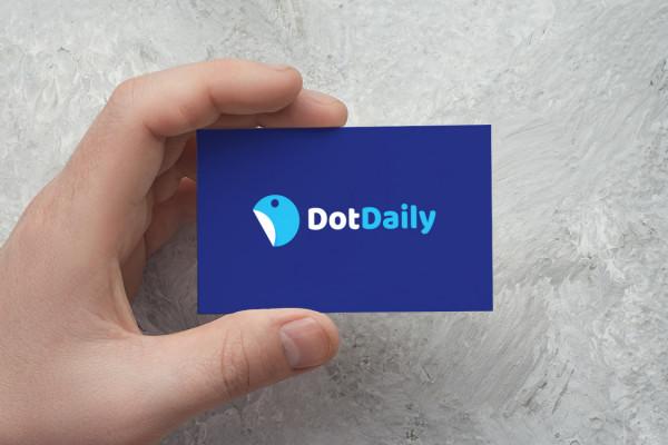 Sample branding #2 for Dotdaily