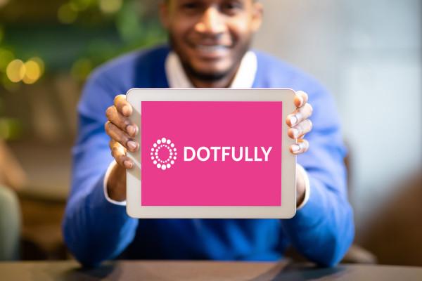 Sample branding #3 for Dotfully