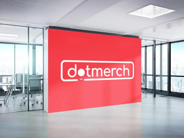 Sample branding #1 for Dotmerch