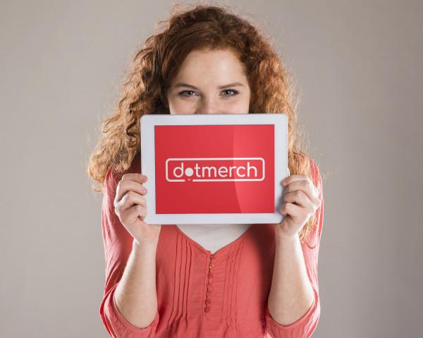 Sample branding #3 for Dotmerch