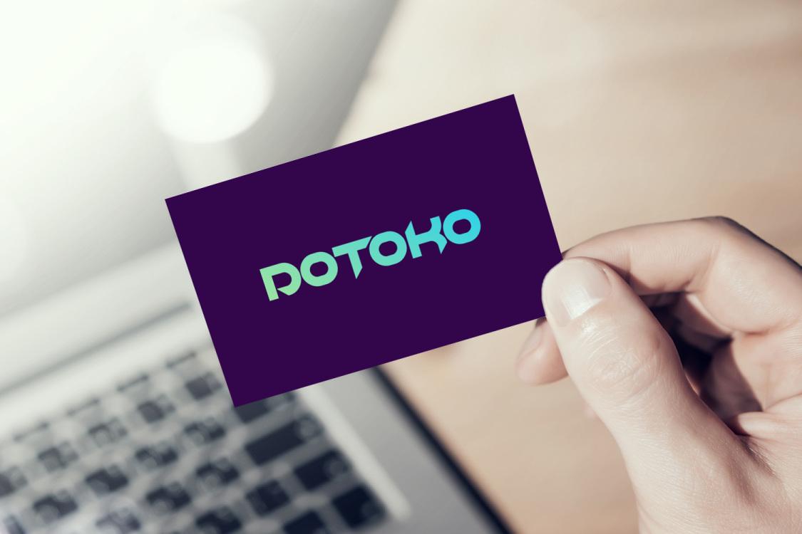 Sample branding #2 for Dotoko