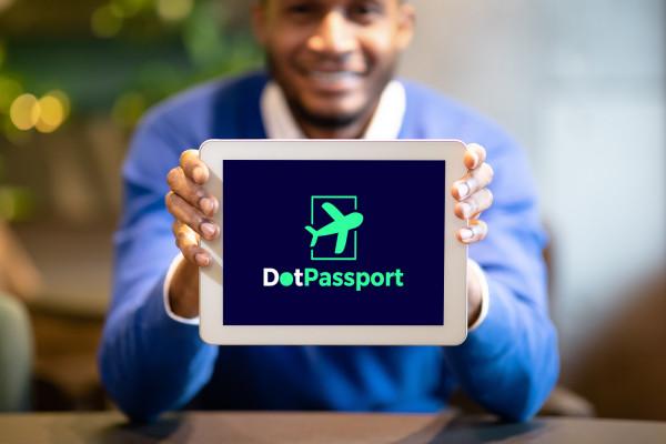 Sample branding #3 for Dotpassport