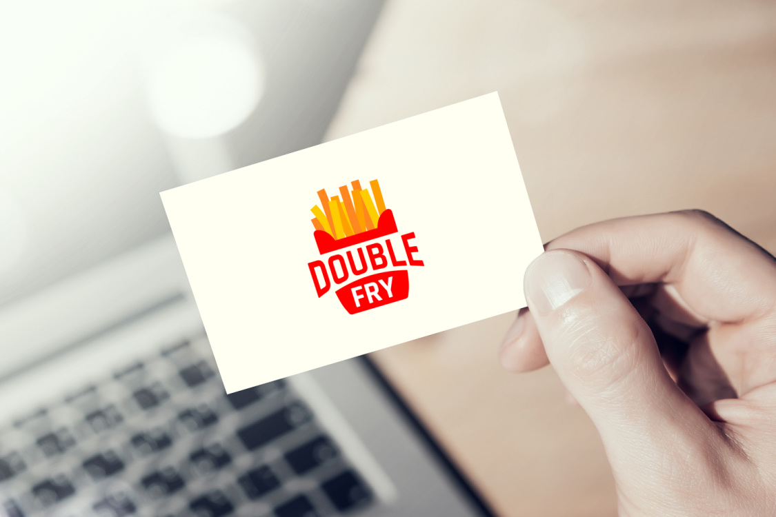 Sample branding #1 for Doublefry