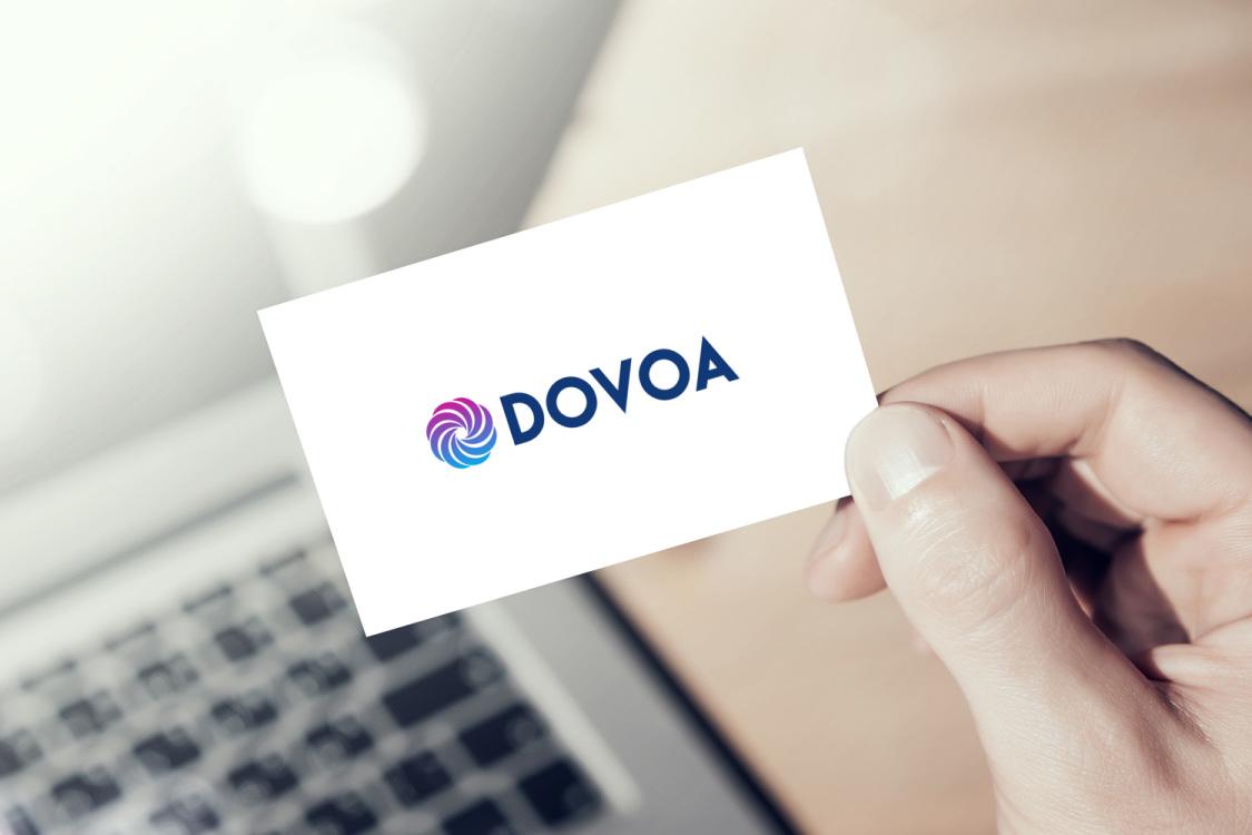 Sample branding #3 for Dovoa