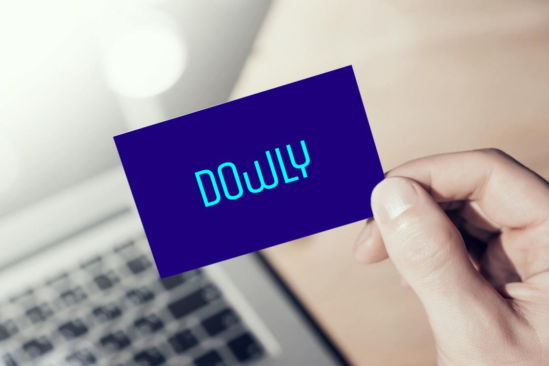 Sample branding #1 for Dowly