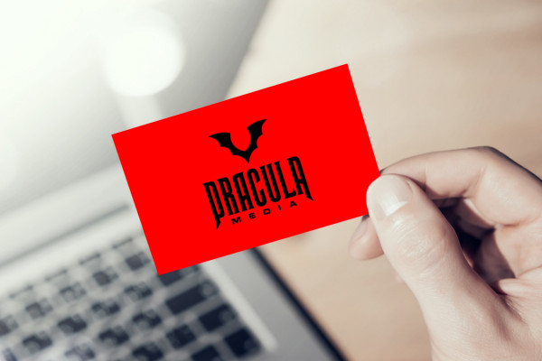 Sample branding #2 for Draculamedia