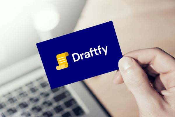 Sample branding #1 for Draftfy