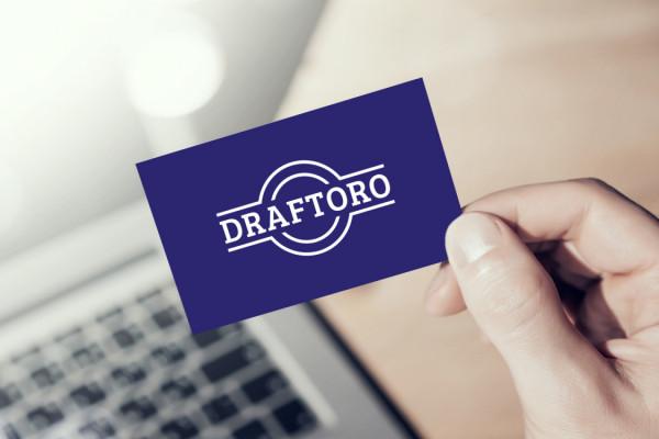 Sample branding #3 for Draftoro