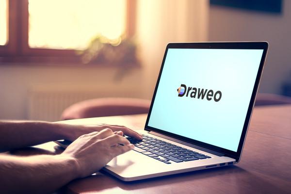 Sample branding #2 for Draweo