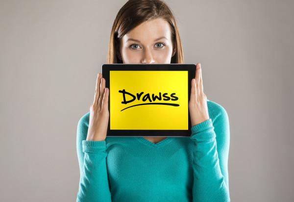 Sample branding #3 for Drawss