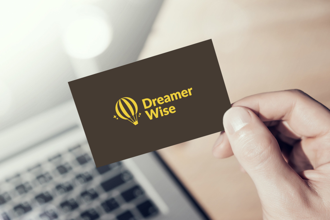 Sample branding #3 for Dreamerwise