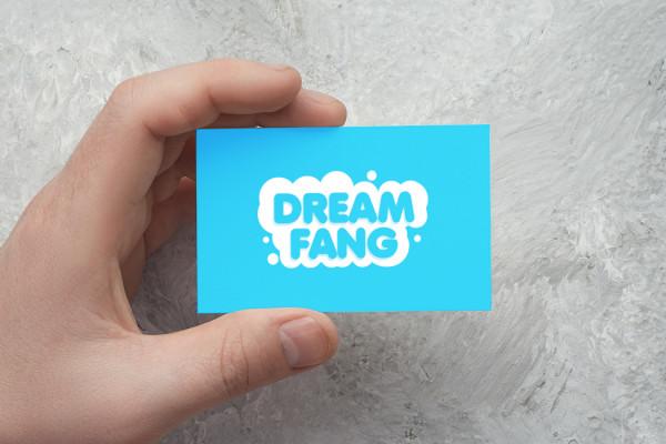 Sample branding #1 for Dreamfang
