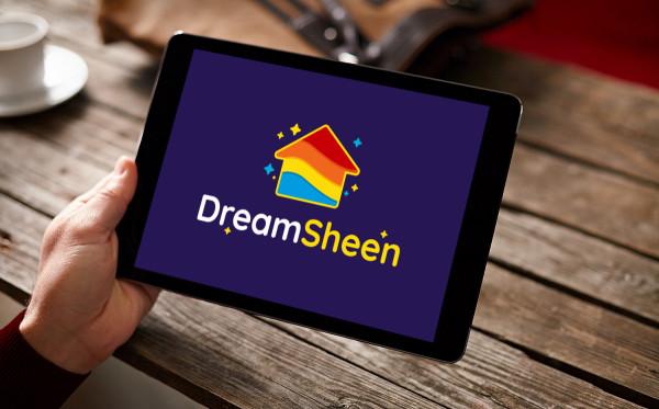 Sample branding #3 for Dreamsheen