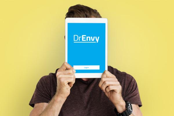 Sample branding #2 for Drenvy