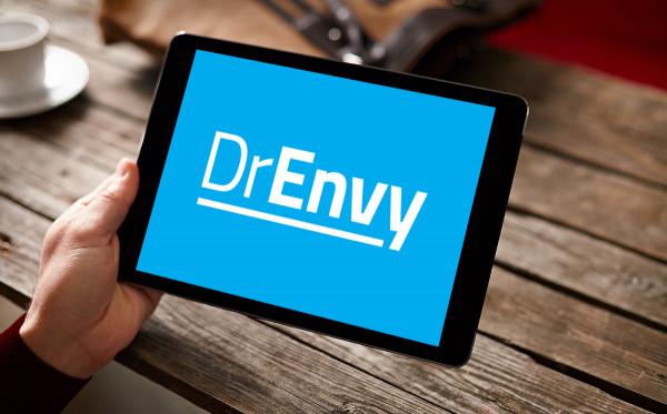 Sample branding #3 for Drenvy