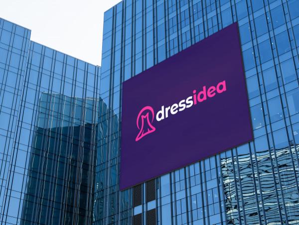 Sample branding #3 for Dressidea