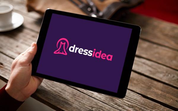 Sample branding #2 for Dressidea