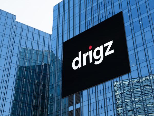 Sample branding #3 for Drigz