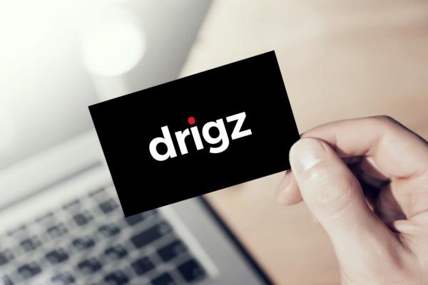 Sample branding #2 for Drigz