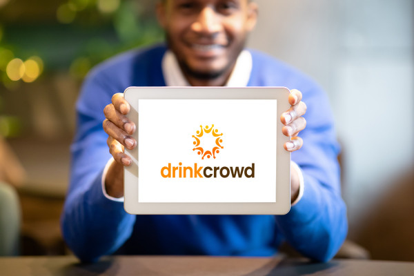 Sample branding #2 for Drinkcrowd