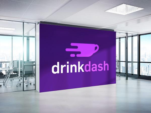 Sample branding #3 for Drinkdash