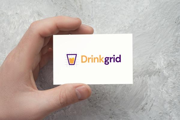 Sample branding #2 for Drinkgrid