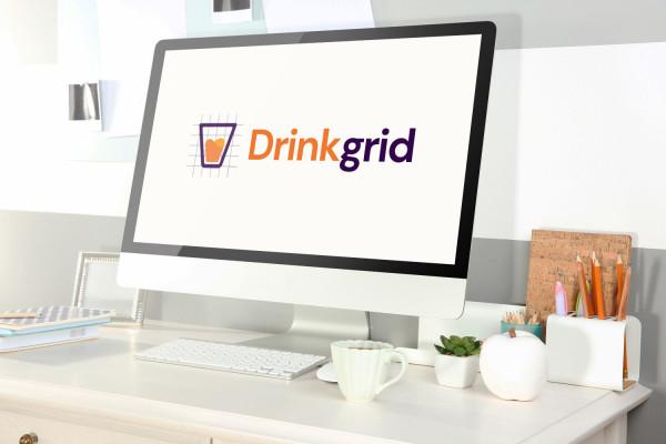 Sample branding #3 for Drinkgrid