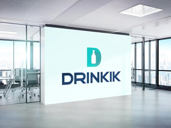 Sample branding #2 for Drinkik