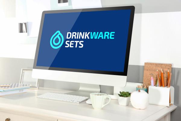 Sample branding #2 for Drinkwaresets