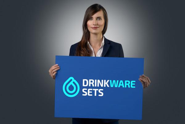 Sample branding #1 for Drinkwaresets
