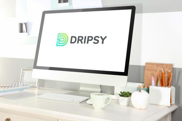 Sample branding #1 for Dripsy