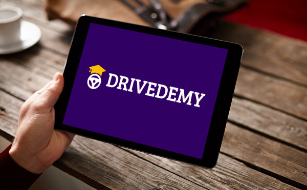 Sample branding #3 for Drivedemy